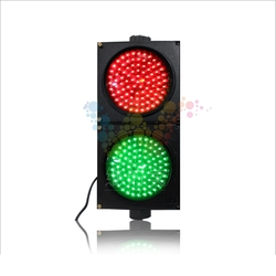 New 200mm PC Shell Road Junction Traffic Signal Light Road Safety Light