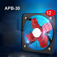 APB 30 Mini Wall Window Exhaust Fan Bathroom Kitchen Toilets Ventilation Fans Windows Exhaust Fan Installation