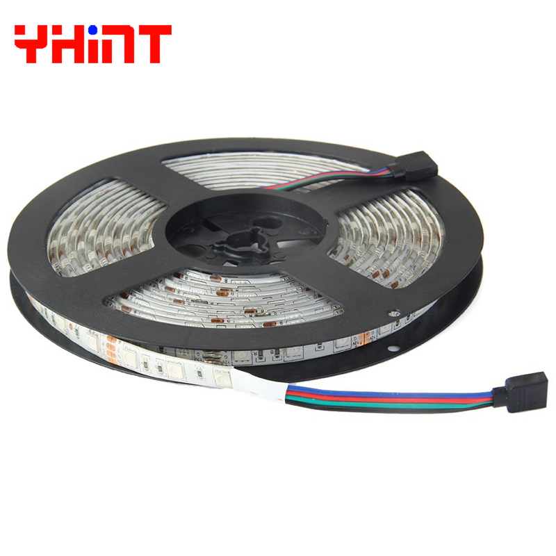 Outdoor 12 Volt 60leds Meter Led Strip Smd 5050 Rgb: Rgb Led Strip 12V 10M/lot 600LEDs IP65/IP20 SMD 5050 3528