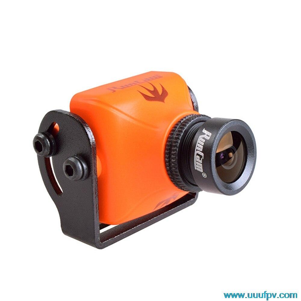 Новые runcam Swift 2 swift2 1/3 CCD FPV-системы Камера 2.3 мм объектив OSD с ИК-заблокирован pal для RC MultiCopter