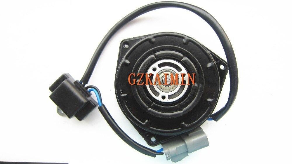 TOP qualité nouveau radiateur ventilateur moteur 38616-PWA-A01 38616PWAA01 pour pour Honda FIT 2005-2008 K-M