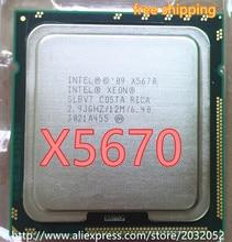 Procesor 2.93 ghz intel xeon x5670/lga1366/12 mb cache l3/sześć coreserver cpu (pracy 100% darmowa wysyłka)