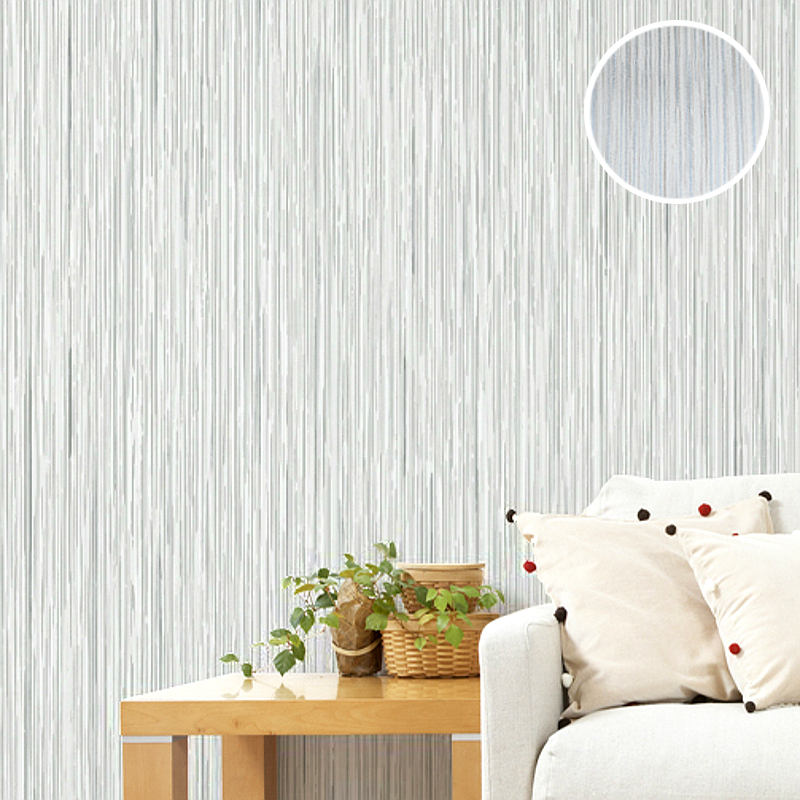 achetez en gros gris papier peint rayures en ligne des grossistes gris papier peint. Black Bedroom Furniture Sets. Home Design Ideas