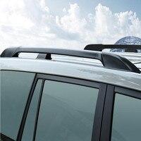 Алюминий сплав Чемодан багажник предназначен для 2010 2016 Toyota Land Cruiser Prado 2700/4000