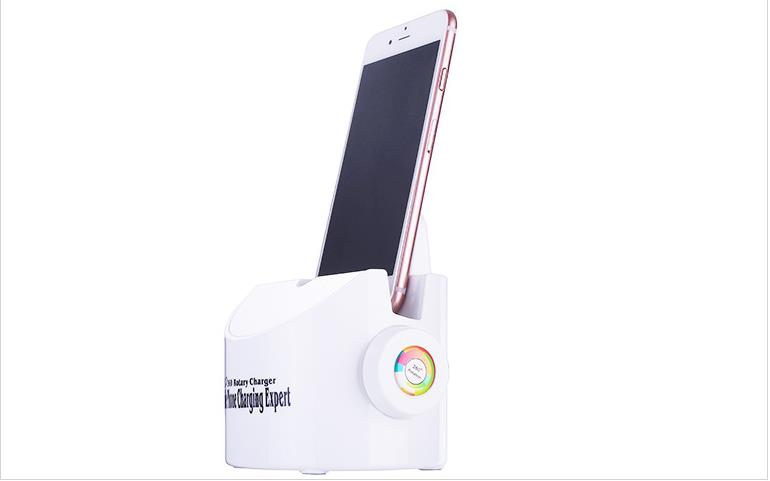 360-degree Mobile Phone Charger 2.1A Universal Mobile Phone Ipad Charger Smartphone Charger