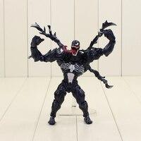18cm Spider Man Venom Figure Toys The Amazing Spiderman PVC Action Figure Model Toys For Birthday