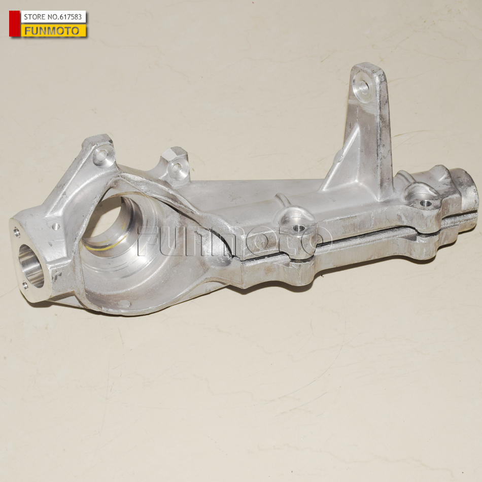 left front shock absorber bracket for LINHAI 260/300ATV QUAD shock asbsorber mounting support frame