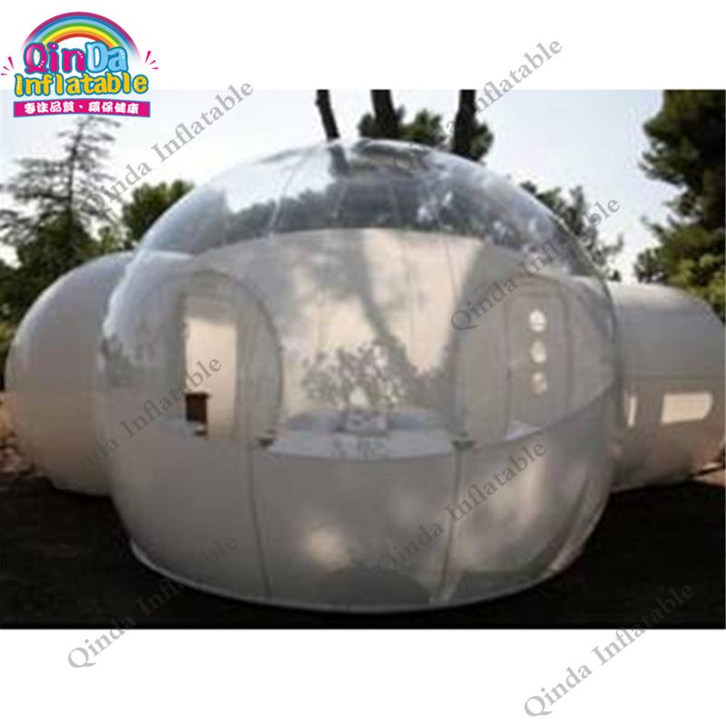 inflatable transparent camping bubble tent147
