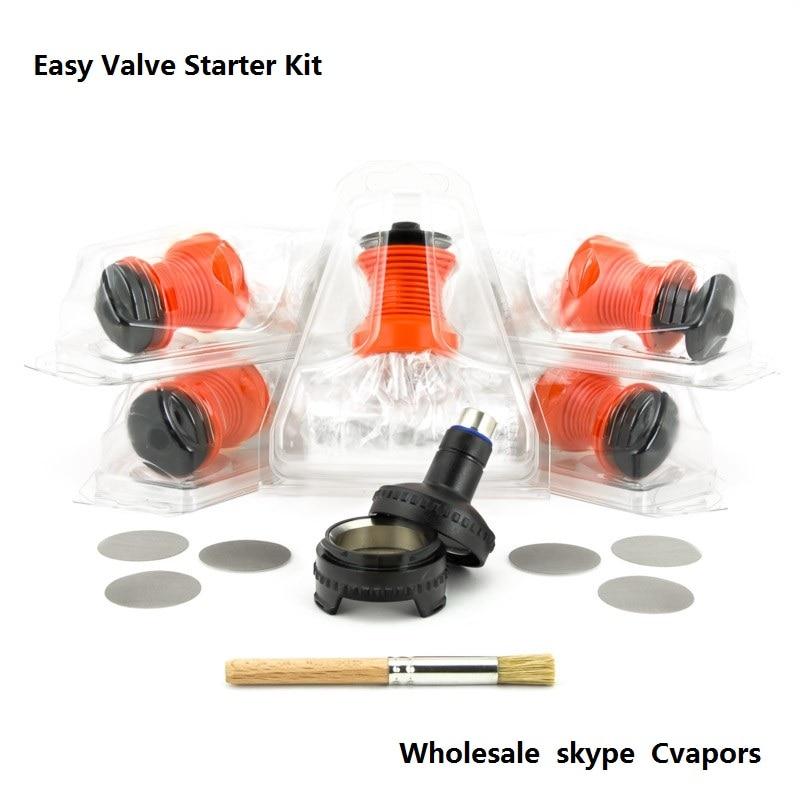 imágenes para Easy Valve Kit de Inicio accesorios de Volcán