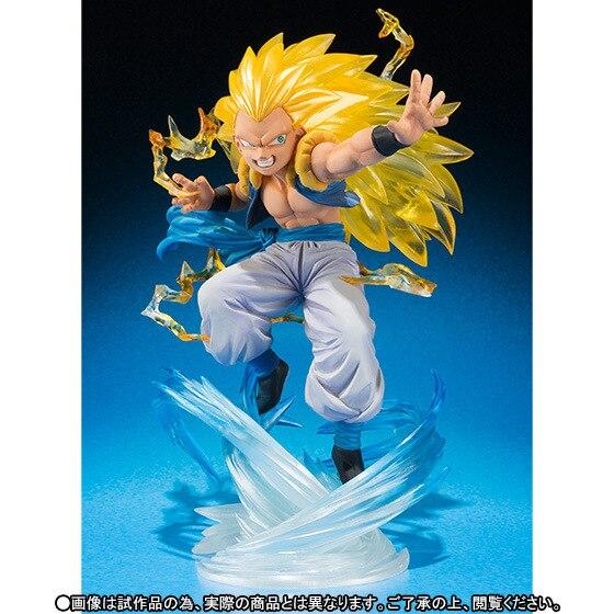 16 cm Gotenks Dragon Ball Z figura de ação PVC coleção figuras brinquedos para presente de brinquedos colecionáveis com caixa de varejo