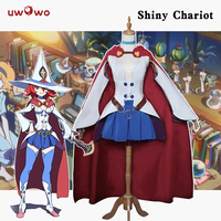 Shiny Chariot Cosplay Little Witch Academia Costume Little Witch Academia Cosplay Shiny Chariot Costume Halloween Christmas