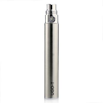 1pcs ugo t battery USB passthrough v e cigarette ego 650/900/1100mah 510 thread for ecig