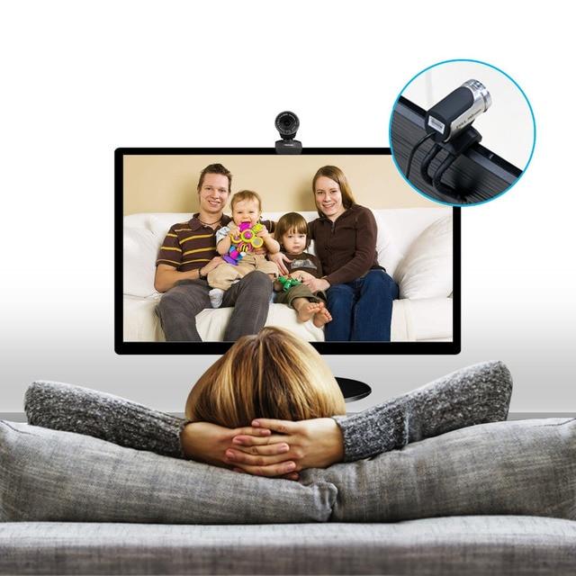 TeckNet 1080P HD Webcam with Built-in Noise-cancelling Microphone 1980x1080 Pixels USB Web Camera for Desktop Laptop Notebook PC 5
