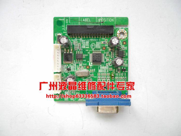 все цены на Free Shipping>Original 100% Tested Working   917W driver board 715G3213-C motherboard condition new package test онлайн