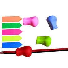 3 PCS Training Grips Pencil Grips Assorted Colors feb3 Extraordinary