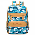 Camouflage Children School Bags For Boys Girls Kids Backpack Nylon Orthopedic Mochila Bolsa School Bag Satchel Knapsack