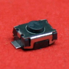 100pcs 3x4x2mm SMT Tact Switches Microswitch Pushbutton F MP4 cellphone RoHS