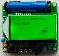 Novo 3.7 V versão do indutor-capacitor ESR Transistor Tester medidor DIY MG328 de teste multifuncional