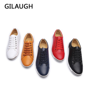 Image 5 - GILAUGH Brand New Classic Style Men Casual Shoes, Fashion Simple Designer Men Shoes, Plus Size Light Comfortable Flats
