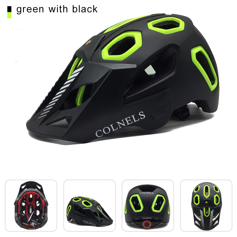 COLNELS cycling helmet ultralight integrally-molded bike helmet 2017 C-588 Brand Casco Ciclismo Adult M/Lcm bicycle helmet