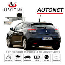 JIAYITIAN Car Rear View Camera For Renault Megane 3 III 2008~2016 Parking Camera/ CCD/Night Vision/License Plate camera