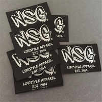 Custom Woven Labels Garment Labels