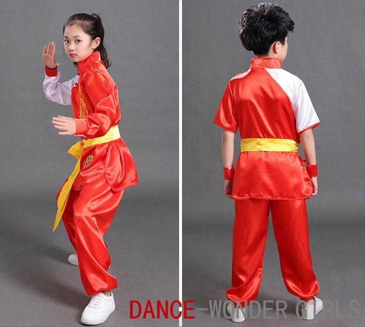Bjj Wholesale New Design Chinese Hanfu Martial Arts Wear Wushu Uniforms