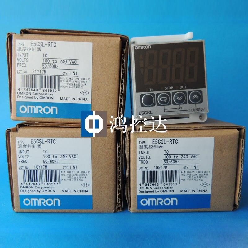 New   Thermostat E5CSL-RTC AC100-240V