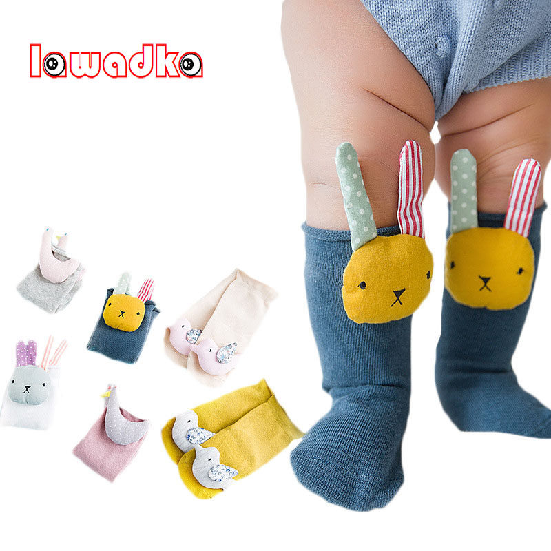 все цены на Lawadka Cartoon Kids Socks Cotton Baby Kid Socks Kid Princess Girls Socks Children Clothing Accessories