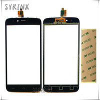 Syrinx 5 5 Inch With 3M Tape Mobile Phone Touch Panel Front Glass Lens Touchscreen Sensor