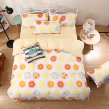 Wholesale High Quality Duvet Cover 3/4 pcs Twin Full Queen Size Set of Bed Linen Luxury Bedding Floral Bedclothes
