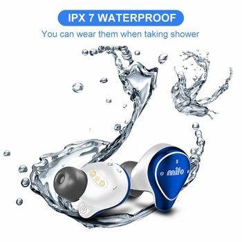 Mifo O5 Global Limits Bluetooth 5.0 Balanced Armature True Wireless Earbuds waterproof Sport Mini Bluetooth Earphone for phone 1