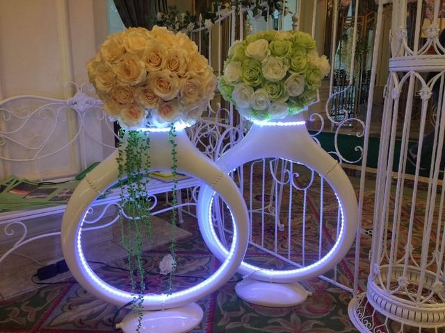 10pcs 80cm tall wedding centerpieces flower vase wedding backdrop 10pcs 80cm tall wedding centerpieces flower vase wedding backdrop decorations stands vase with led light junglespirit Images
