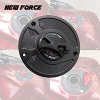 8 Colors Keyless Engraved Twist Off Gas Cap Fuel Tank Cap For Honda CBR 600 F2 F3 F4 F4i 1991 2008 CNC 1992