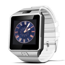 10 шт./лот DZ09 Смарт часы с Камера Bluetooth наручные часы Поддержка SIM карты памяти смарт-часы телефон для IOS телефонах Android