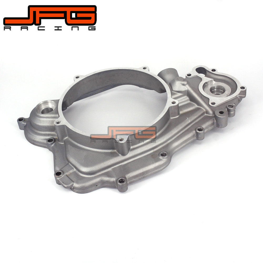 Motorcycle Right Crankcase Cover For NC250 250CC KAYO Xmotos T6 K6 J5 XZ250R RX3 ZS250GY-3 Dirt Bike Engine Accessories oil filter clearance for zs177mm zongshen engine nc250 kayo t6 k6 bse j5 rx3 zs250gy 3 4 valves parts motocross page 5