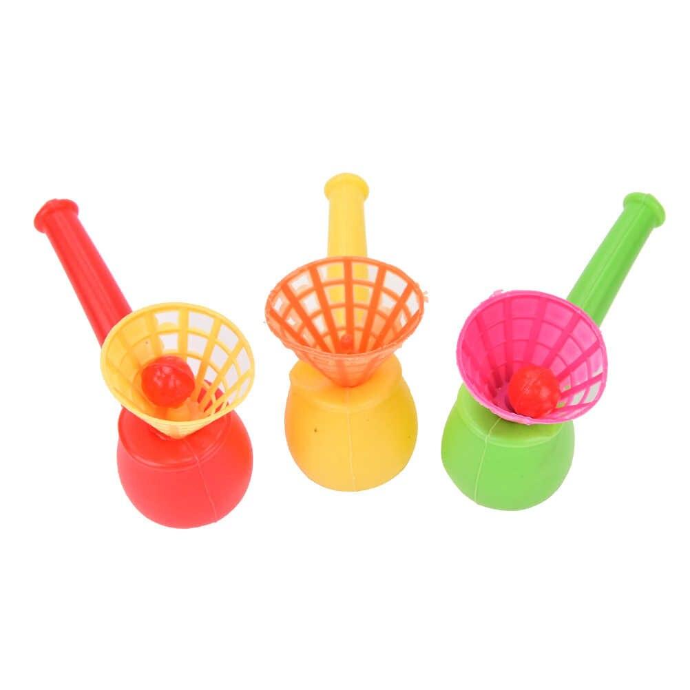 Cute Magic Floating Ball Game Kids Party Favor Blaaspijp Ballen Pinata Speelgoed Loot Bag Fillers Verjaardagsfeestje Game Kids gift Speelgoed