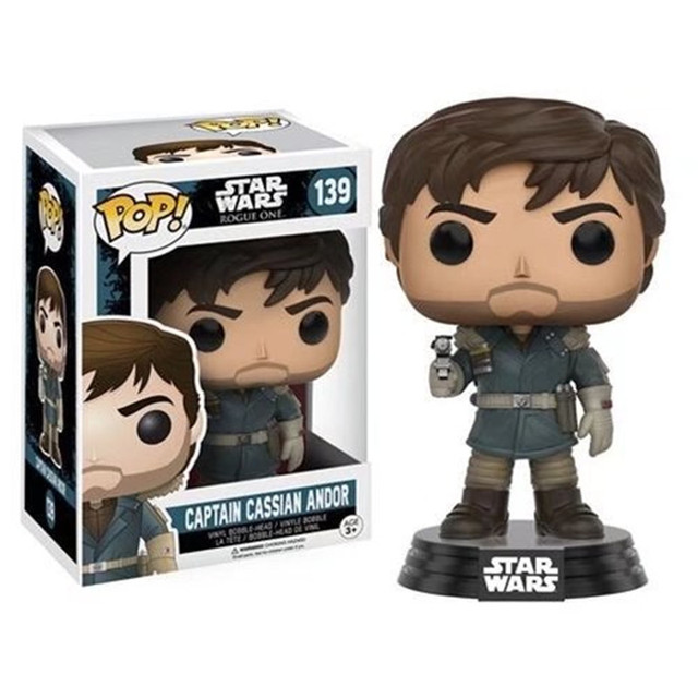 Funko pop Q Edition 10cm star wars tlefront rogue one Action Figure model gift for the children In box 4