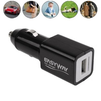 Mini Locator USB Car Charger LBS GPS Tracker GSM GPRS Real Time Tracking Device Remote Listening