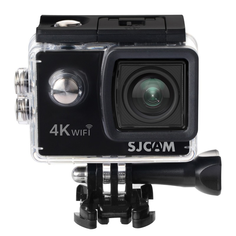 "Image 4 - SJCAM SJ4000 AIR Action Camera Full HD Allwinner 4K @30fps WIFI 2.0"" Screen Waterproof Underwater Camera Sports DV Cam-in Sports & Action Video Camera from Consumer Electronics"