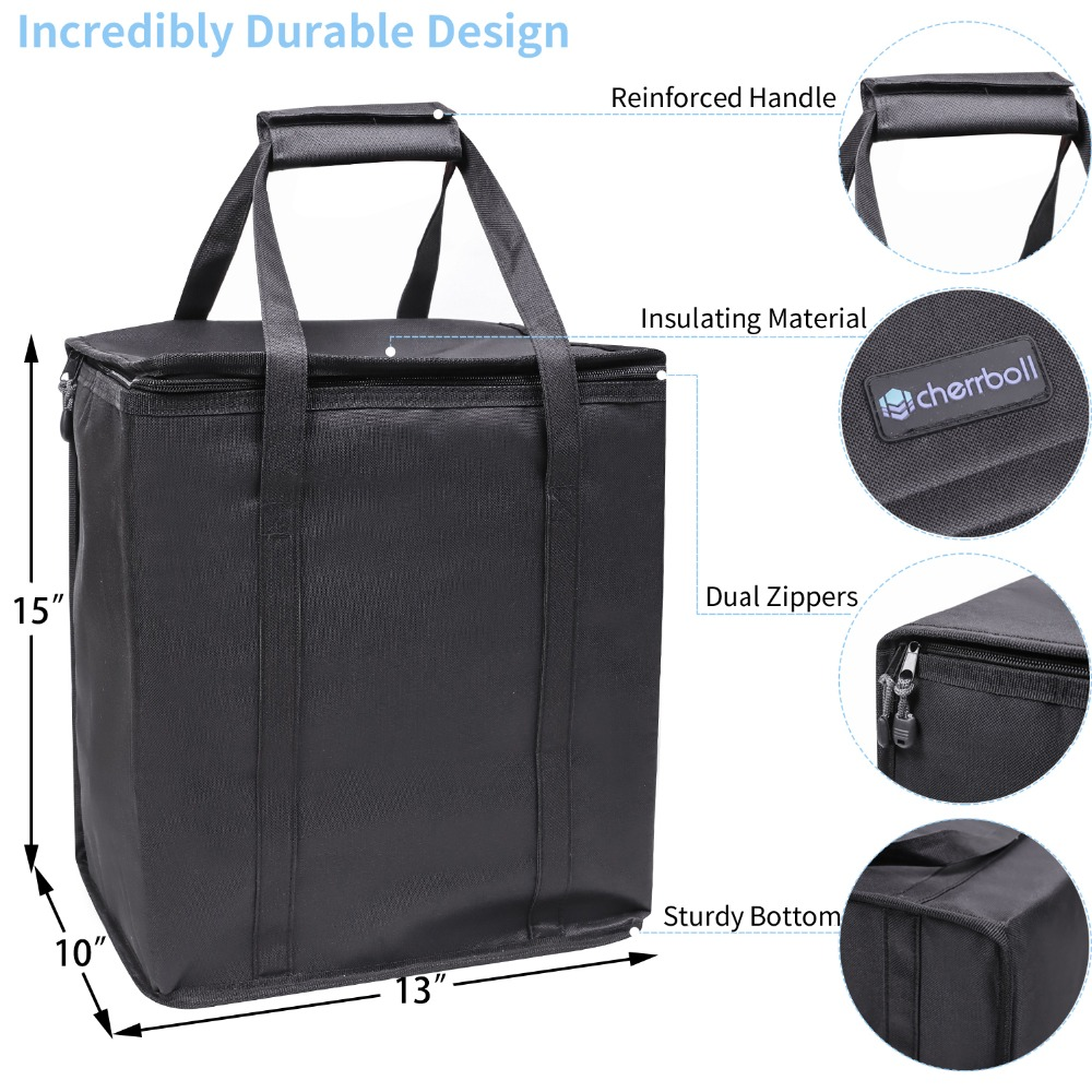 Insulated Grocery Bag 3
