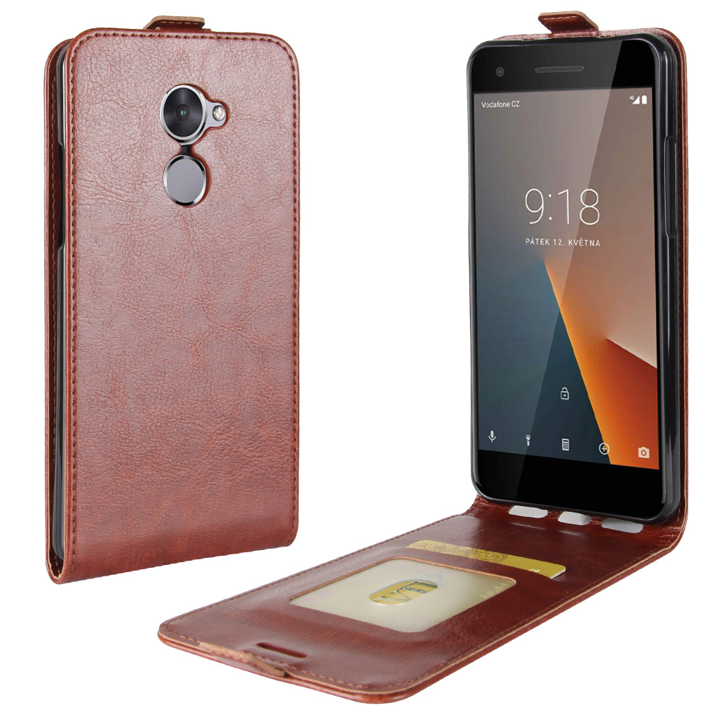 PU Leather case for Vodafone Smart V8 up and down case Hit ColorFull Cover For Vodafone Smart V8 VFD710 VFD 710 Cover Case
