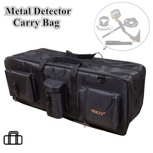 Backpack Carry-Tools Metal-Detector Storage-Bag Organizer Canvas Waterproof for Portable