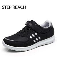 STEPREACH Brand Fashion Women Casual Shoes Air Mesh Trainers Breathable Outdoor Walking Shoes Tenis Feminino Zapatillas