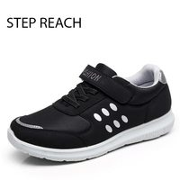 STEPREACH Brand Fashion Women Casual Shoes Air Mesh Trainers Breathable Outdoor Walking Shoes Tenis Feminino Zapatillas