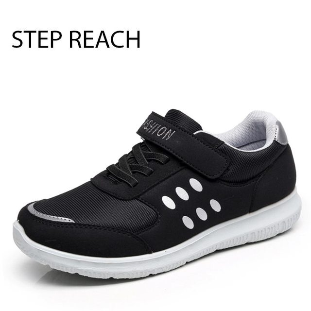 STEPREACH Brand shoes woman Couples sneakers casual Breathable Air Mesh tenis feminino zapatos mujer chaussures femme Comfortabl