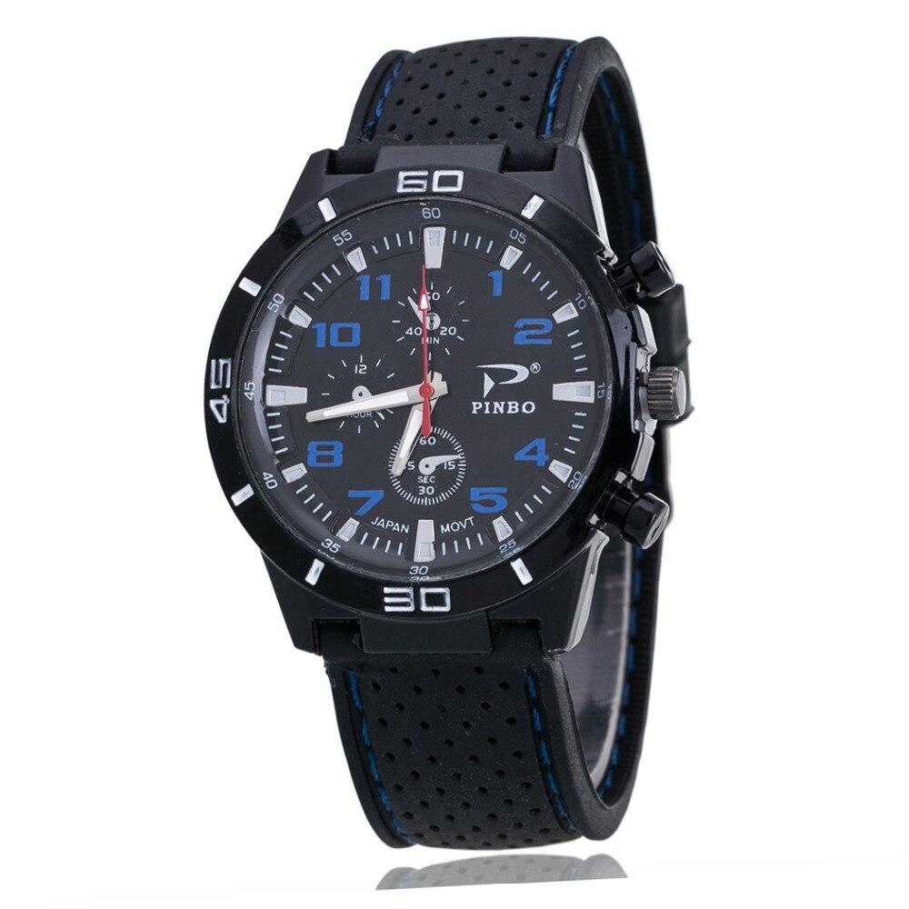Military Sport Watch Men Top Brand Luxury Famous Wrist Watches For Men Male Clock Relogio Masculino Erkek Kol Saati Erkek Saat