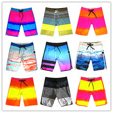 2019 Phantom Men Beach Board Short Swimwear 100% Quick Dry Elastic Spandex