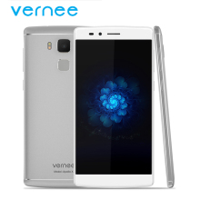 Vernee Apollo X Mobile Phones MTK Helio X20 Deca Core 64G ROM 4G RAM Android 6.0 Fingerprint Smartphone 5.5 Inch Cellphone 13MP