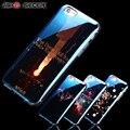 Para case iphone 6 cubierta s plus delgado de silicona mejor teléfono completo accesorios de lujo para la cubierta protectora iphone 6 s 6 s 5 5S SÍ